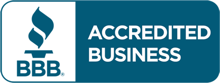 Accredited Business at Better Business Bureau Logo