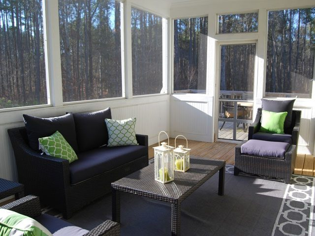 3-Season Sunrooms