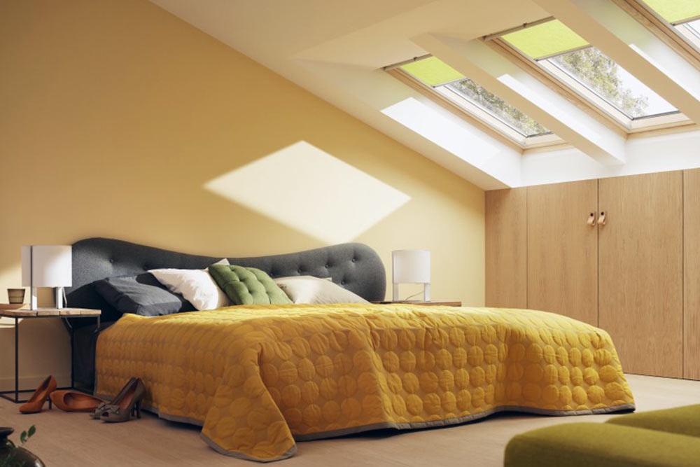 velux skylights installations