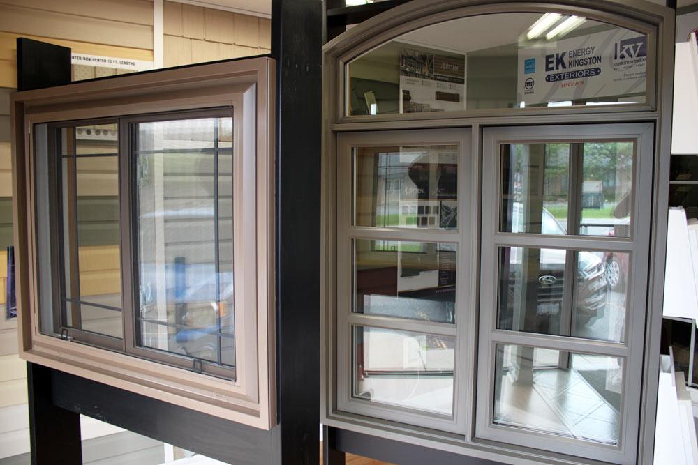 exterior windows installations