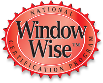 window wise certification program logo